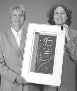Michael Smith Award